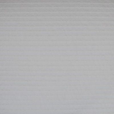 Ribbed White